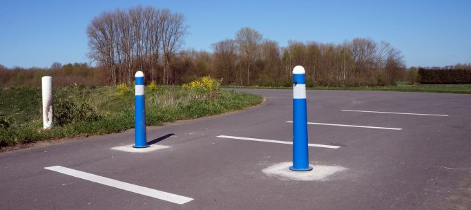 The Role of Concrete Bollards in Customer Safety