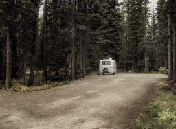 how to remove travellers from private land